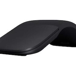 Microsoft Arc Mouse Optisk trådlös Svart