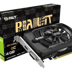 Palit GeForce GTX 1650 StormX OC 4GB GDDR5