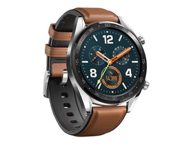 Huawei Watch GT Classic 46.5 mm Svart Sillver Smart klocka