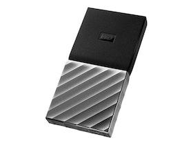 WD My Passport SSD SSD WDBKVX5120PSL 512GB USB 3.1 Gen 2