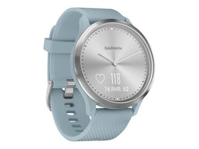 Garmin vívomove HR Sport - 43 mm - silver
