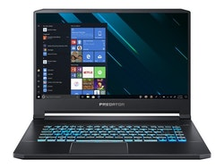 "Acer Predator Triton 500 15.6"" I7-9750H 16GB 512GB RTX 2070 Windows 10 Home 64-bit"