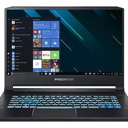 "Acer Predator Triton 500 15.6"" I7-9750H 16GB 512GB RTX 2070 Windows 10 Home 64-bit"