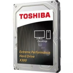 "Toshiba Harddisk X300 8TB 3.5"" SATA-600 7200rpm"