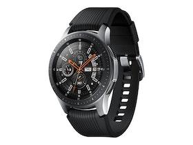 Samsung Galaxy Watch - 46 mm - silver - smart klocka