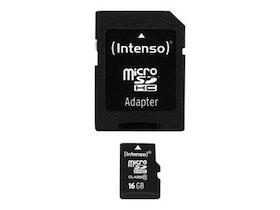 Intenso Class 10 microSDHC 16GB Class 10