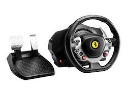 ThrustMaster TX Racing Ferrari 458 Italia Edition Svart