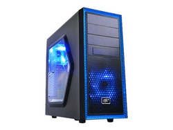 Deepcool Tesseract SW Tower ATX Inget nätaggregat Svart