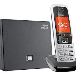 Gigaset C430A GO - Trådlös telefon Svart