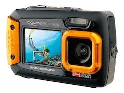 Easypix W1400 Active 14Megapixel Orange Svart Digitalkamera
