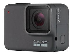 GoPro HERO7 Silver 4K Svart Action-kamera