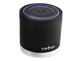 Veho 360 M4 trådlös Bluetooth-högtalare svart högtalare