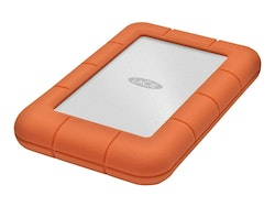LaCie Rugged Mini - hårddisk - 2 TB - ekstern (Portable) - USB 3.0