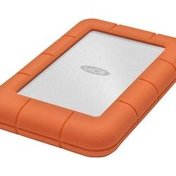 LaCie Rugged Mini - hårddisk - 2 TB - ekstern (Portable) - USB 3.0