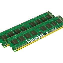 Kingston ValueRAM DDR3 8GB kit 1600MHz CL11