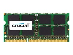 Crucial DDR3 8GB 1600MHz CL11 SO-DIMM 204-PIN