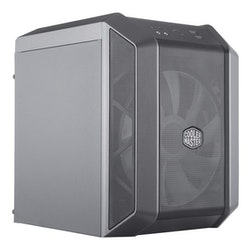 Cooler Master MasterCase H100 Tower Mini ITX inget nätaggregat Svart