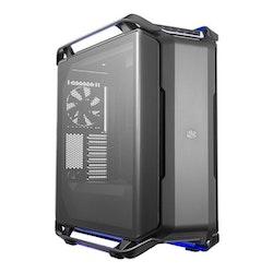 Cooler Master Cosmos C700P Bigtower Udvidet ATX  Inget nätaggregat Svart