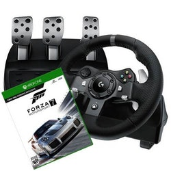 Logitech G920 + Forza Motorsport 7