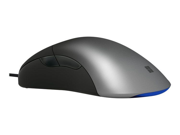 Microsoft Pro IntelliMouse Optisk Kabling Svart