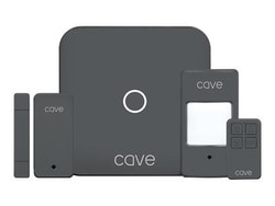 Cave smart home security