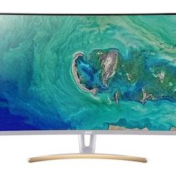 """Acer ED323QURwidpx 31.5"""" 2560 x 1440 DVI HDMI DisplayPort 75Hz"""