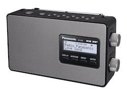 Panasonic-RF-D10EG - DAB portable radio - 2 Watt - Svart