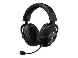 Logitech G Pro Kabling Svart Headset