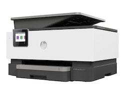HP OfficeJet Pro 9012 multifunktionsskrivarscanner Kopiator Fax LAN WLAN