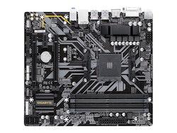 Gigabyte B450M DS3H - 1.0 - moderkort - micro ATX