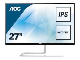 """AOC Style 27"""" 1920 x 1080 VGA (HD-15) HDMI 60Hz"""