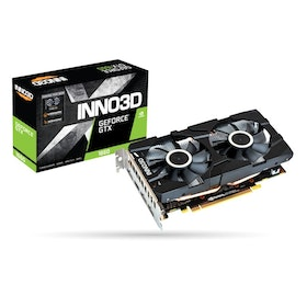 Inno3D GeForce GTX 1660 6GB Twin X2