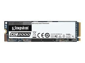 Kingston SSD KC2000 500GB M.2 PCI Express 3.0 x4 (NVMe)