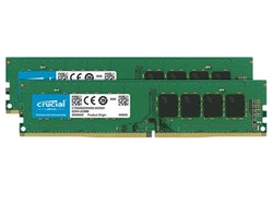 Crucial DDR4 32 GB-kit 2666MHz CL19