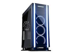 Enermax Saberay ECA3500BA-RGB - Tower - ATX - svart - USB/ljud