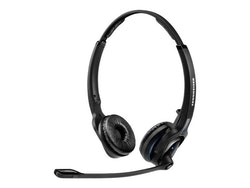 Sennheiser MB Pro 2 UC ML - Headset - på örat - Bluetooth - trådlös