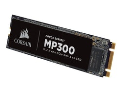 CORSAIR Force Series SSD MP300 120GB M.2 PCI Express 3.0 x2 (NVMe)