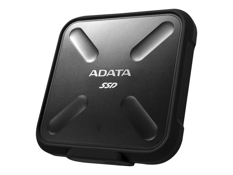 ADATA Durable SSD SD700 1TB USB 3.1 Gen 1 Svart