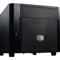 Cooler Master Elite 130 - Ultraliten modell - mini ITX - svart