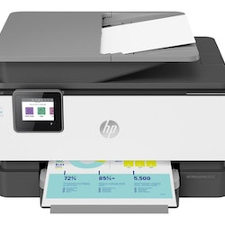 HP Officejet Pro 9010 All-in-One - Multifunktionsskrivare