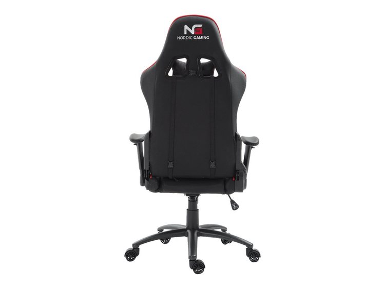 Nordic RL-HX01 Gaming Racer Chair Red Black