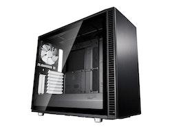 Fractal Design Define Series S2 Tower ATX Inget nätaggregat Svart