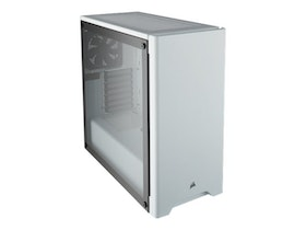 CORSAIR Carbide Series 275R Miditower ATX Inget nätaggregat Vit Transparent