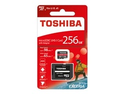 Toshiba MicroSD M303 Exceria R98 256GB