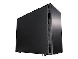 Fractal Design Define Series R6 - Tower- udvidet ATX -  inget nätaggregat (ATX) - Svart