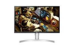 "LG 27UL550-W - LED-skärm - 27"" - 3840 x 2160 2xHDMI, DisplayPort"