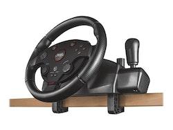 Trust GXT 288 Racing Wheel Svart
