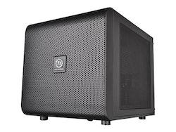 Thermaltake Core V21 - Microtower - micro ATX - inget nätaggregat - svart