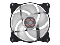 Cooler Master MasterFan Pro 120 Air Pressure RGB - Lådfläkt - 120 mm