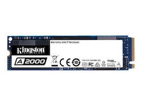 Kingston SSD A2000 500GB NVMe M.2 2200/2000